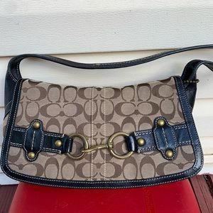 Vintage Coach purse, beautiful, used once